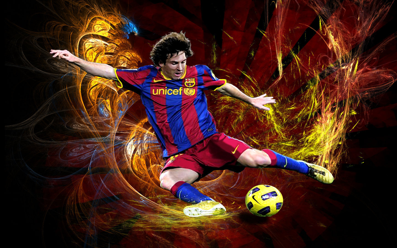 HD Messi Wallpaper New Look
