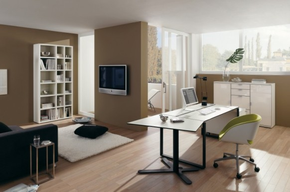 Setup Home Office Design That Comfort For Working
