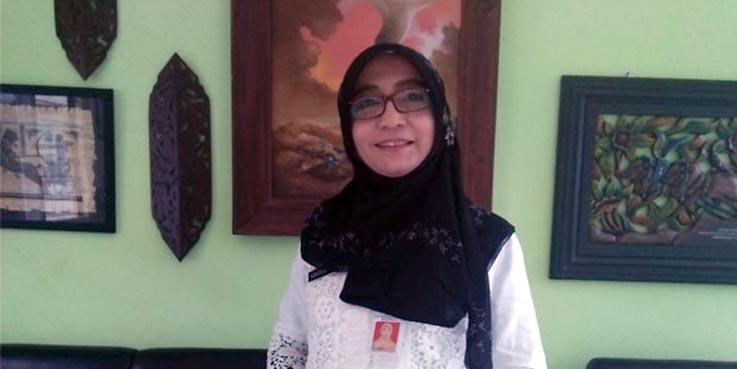 Kepala Dinas Kesehatan Kota Malang, Dr. dr. Asih Tri Rachmi Nuswantari, MM.