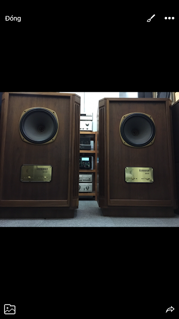 Loa Tannoy Ediburgh TW - Made in England