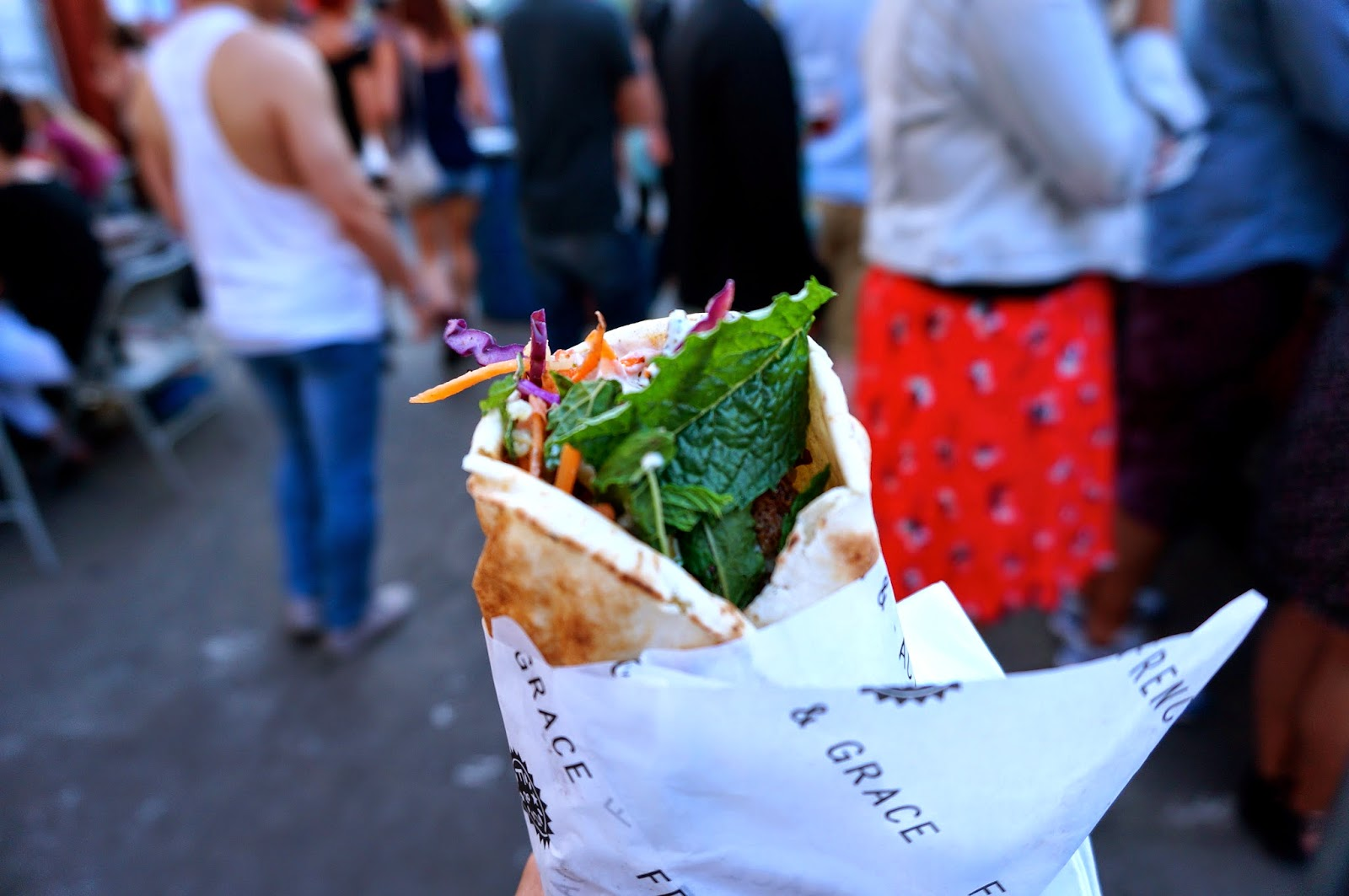 Dalston Yard Street Feast, London