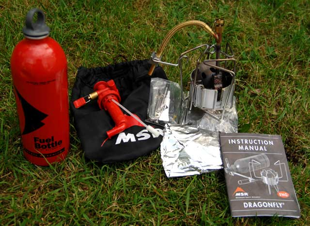 Bushmans Wild Hiking: Review: MSR Dragonfly