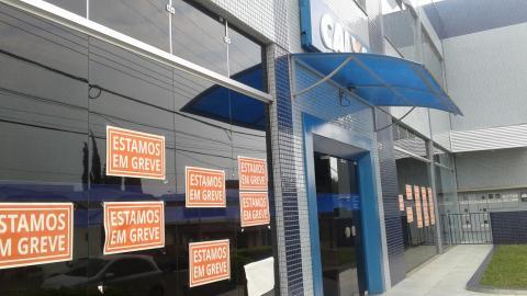 Greve dos bancários continua após reunião com Fenaban terminar sem acordo
