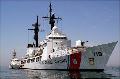 Coast Guard Logistics Learns Social Media