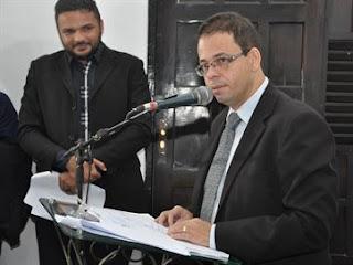 Prefeito interino pede à Justiça para ser parte do processo de Habeas Corpus de Berg Lima