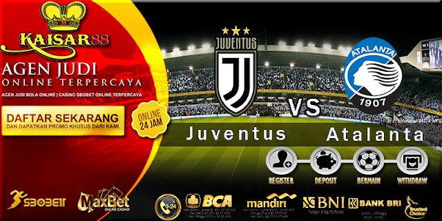 Prediksi Bola Jitu Juventus vs Atalanta 28 Februari 2018