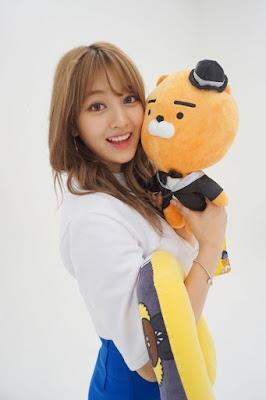Sweet Park Ji-hyo