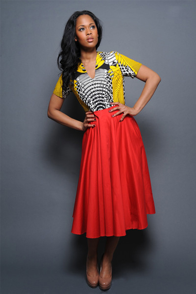 AFRICAN STYLE DRESSES ONLINE: SAPELLE.COM NEW SUMMER ...