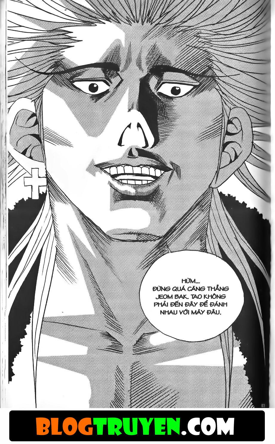 Bitagi - Anh chàng ngổ ngáo chap 182 trang 17
