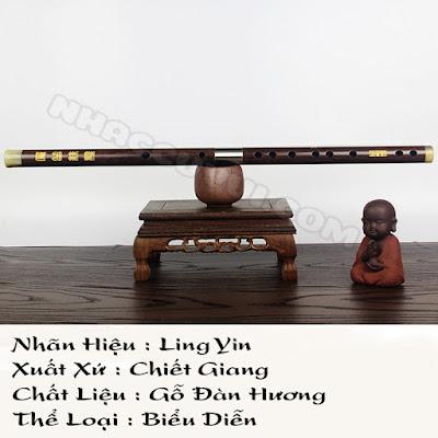 Sáo Dizi | Sáo Trung Quốc