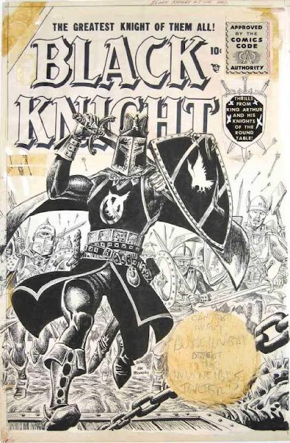 Favorite Comic Artist Countdown #10 - Joe Maneely!