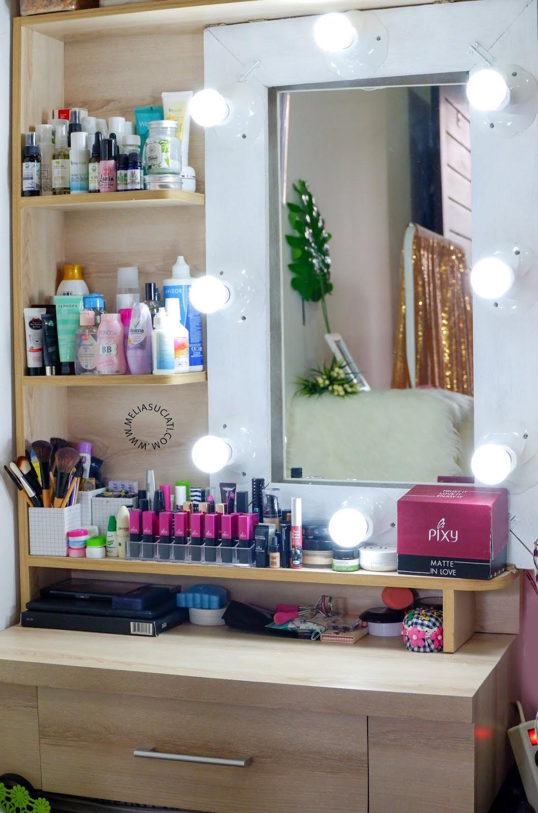 Vanity Mirror Murah