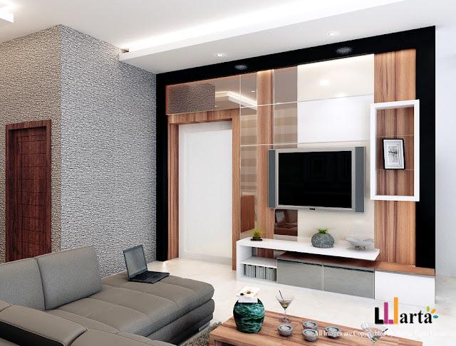 Desain Interior Villa Citra