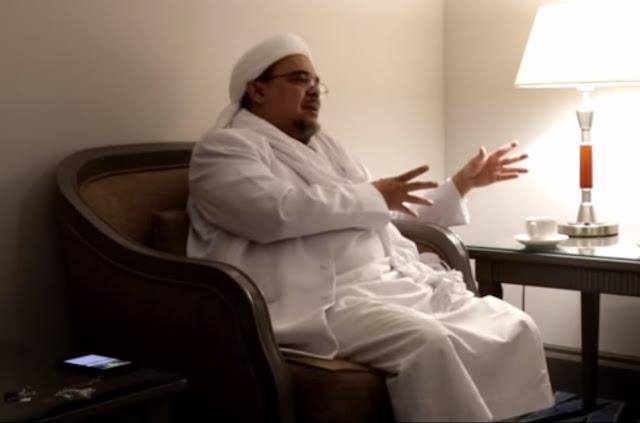 Habib Rizieq Bantah Klaim Yusril soal Keislaman Prabowo