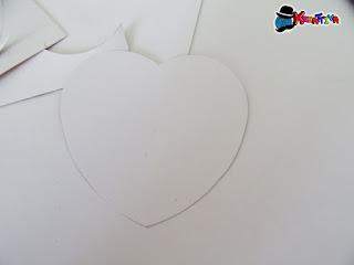 cuore in scrapbooking