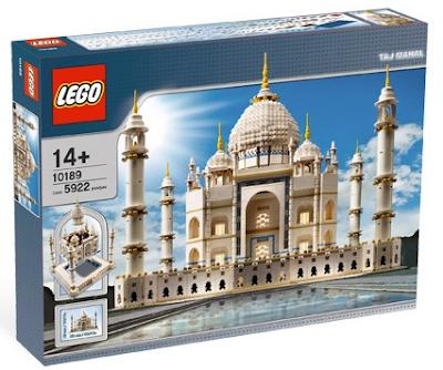 LEGO Taj Mahal - 10189