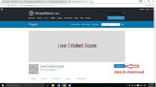 How to  add widgets your wordpress website