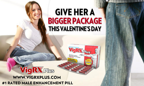VigRX Plus Male Sexual Enhancement Supplement