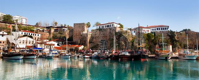 Antalyada mutlaka görülmesi gereken yerler