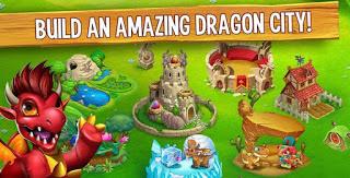 Dragon City.2