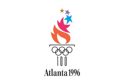 logo JO Atlanta 1996