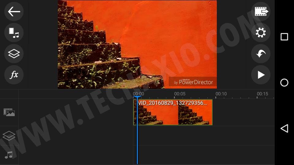 PowerDirector Video Editor Screenshots
