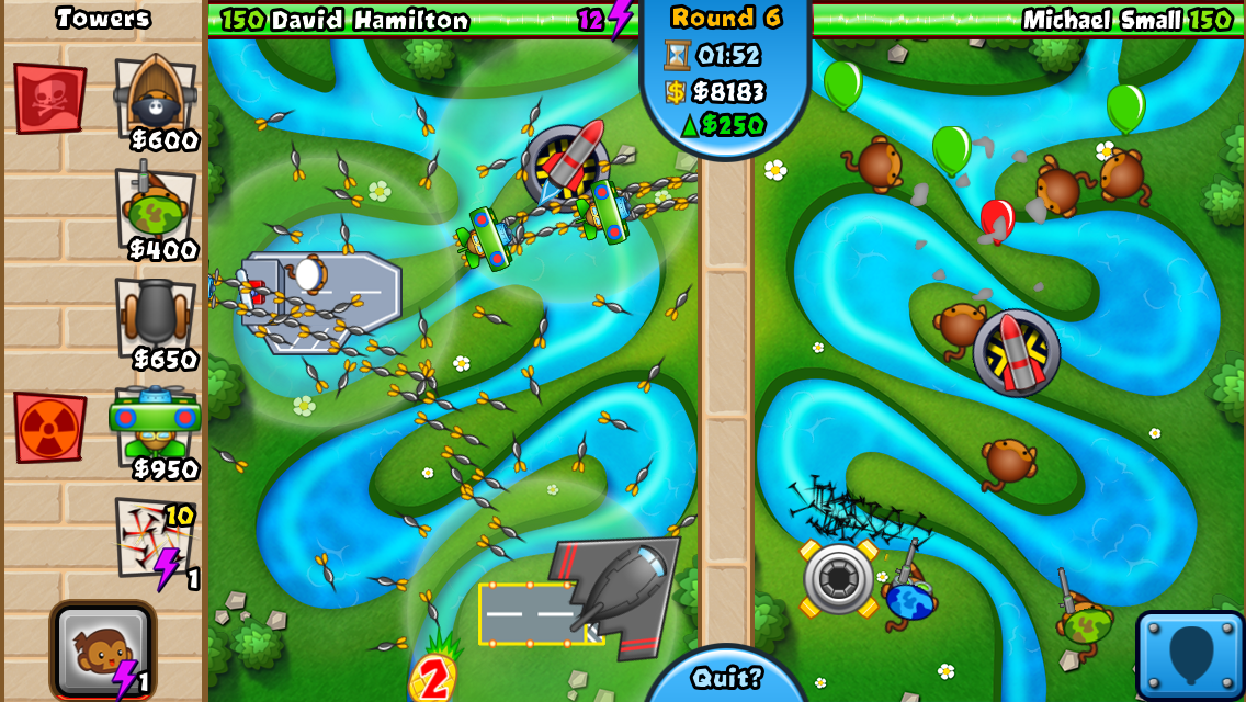 Game Bloons TD Battles MOD APK