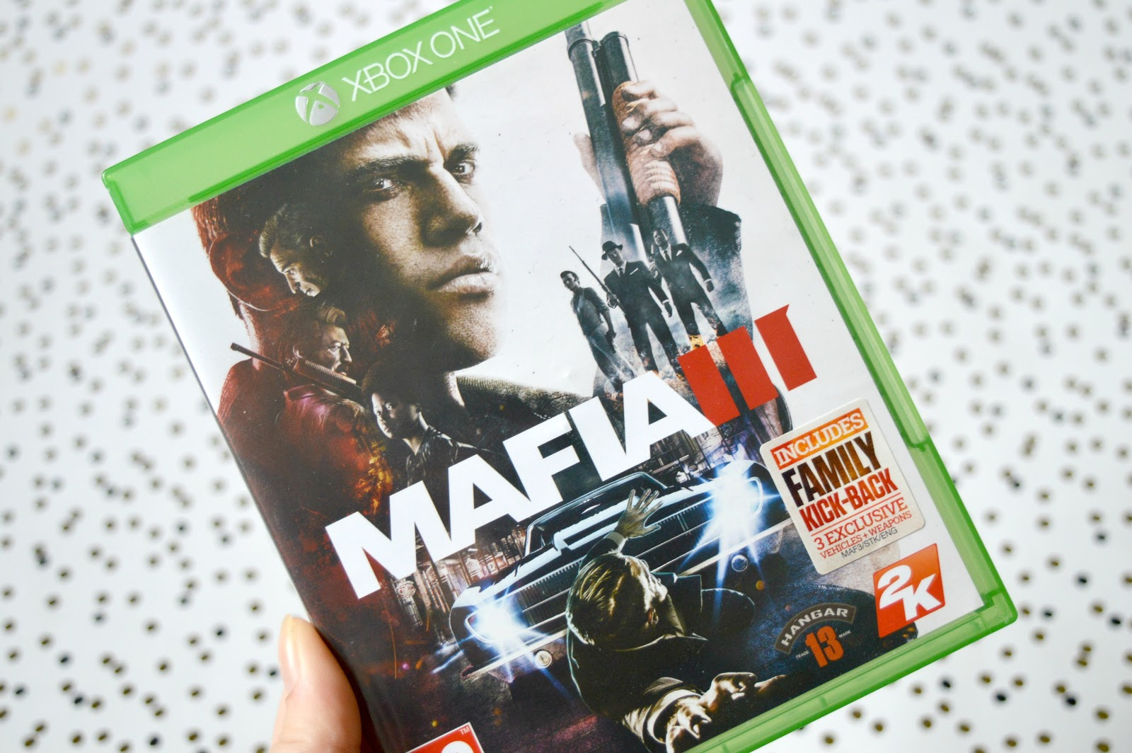 Mafia 3 Game For Xbox One