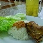 Kuliner Indonesia - Bebek Goreng Pak Thori