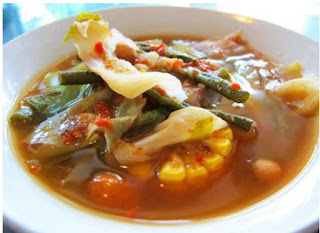 Sayur Asem Sunda Jawa