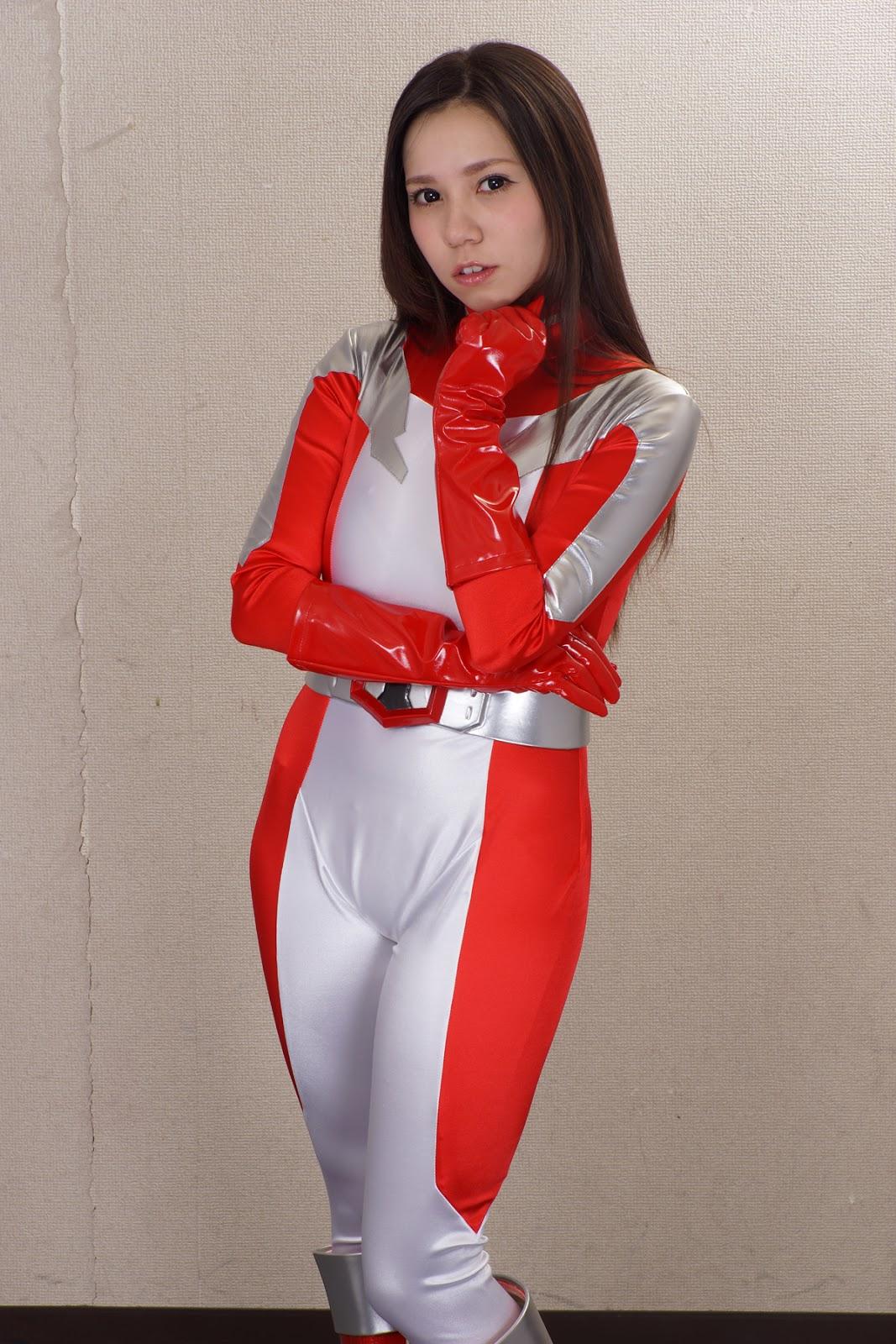 japanese heroine defeated