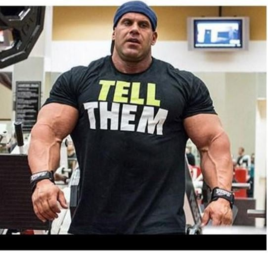 Jay Cutler 'TELL THEM' t-shirt. PYGOD.COM