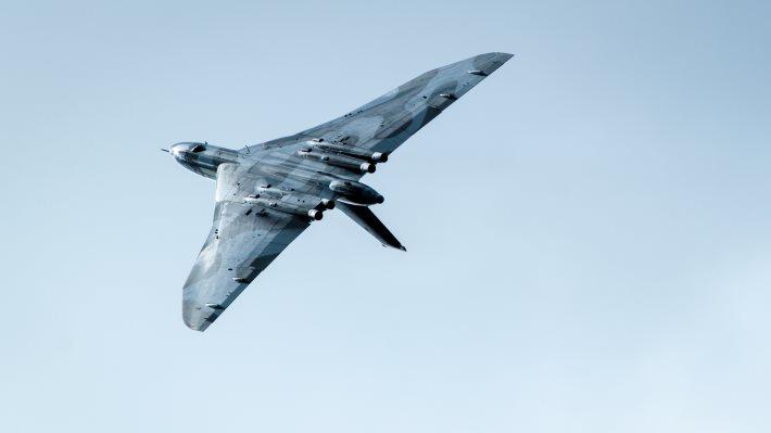 Wallpaper 2: Avro Vulcan Bomber Aircraft