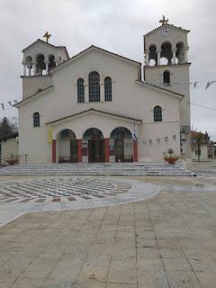 Πανηγυρίζει ο Ιερός Ναός Αγίου Αντωνίου στον Σβορώνο