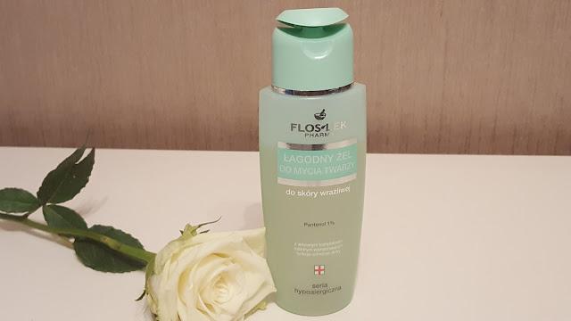 Floslek Pharma - Łagodny żel do mycia twarzy
