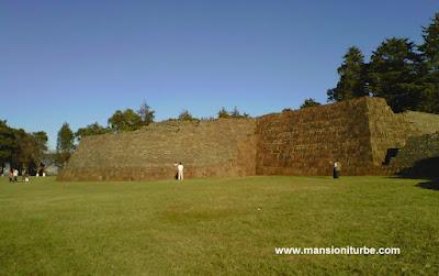 The Archaeological Site of Tzintzunzan