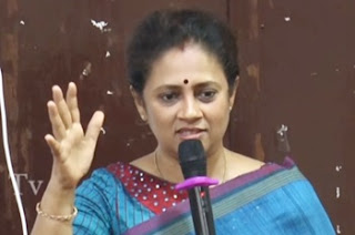 Lakshmi Ramakrishnan at ALL INDIA SOCIAL ACTIVISTS & NGO's ASSOCIATION