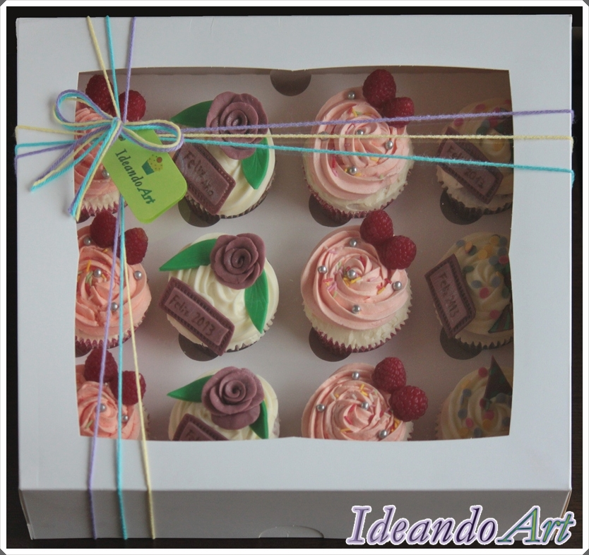 Cupcakes Nochevieja
