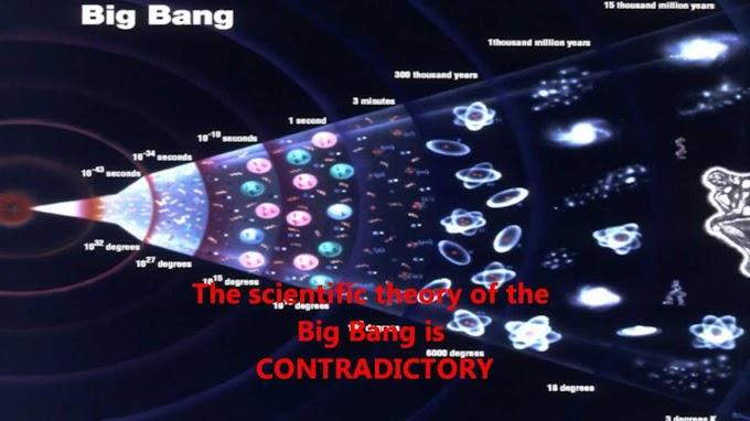 Scientific Theory of Big bang