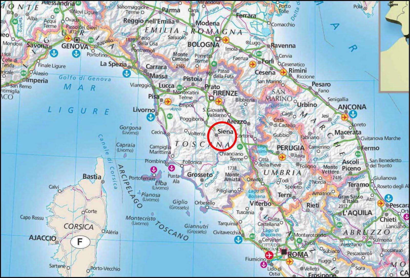 siena italia mapa Siena Italia Mapa siena italia mapa