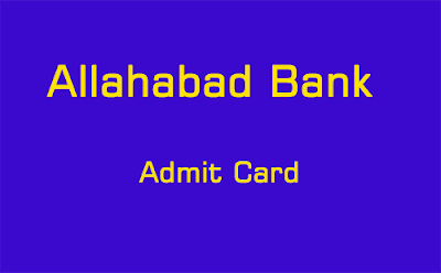 allahabad bank specialist officer result