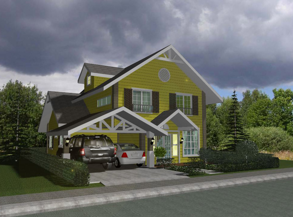 Brilliant Modern American Home Exterior Designs New Home Designs Largest Home Design Picture Inspirations Pitcheantrous