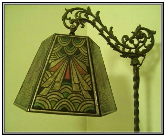 Uno lamp shades for antique floor lamps | Lamps Image Gallery