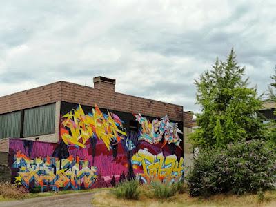 Liege graffiti