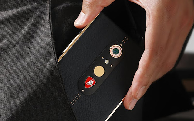Lamborghini 'Alpha One' smartphone has been launched(Specification & Price)