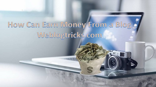 How to Make Money from a Blog