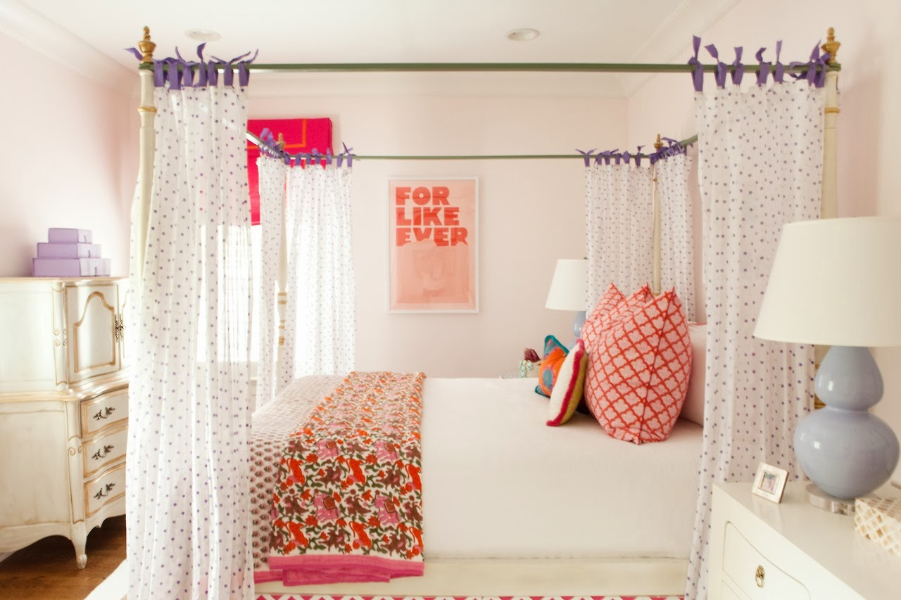 A Teenage Dream Bedroom In Domino Magazine
