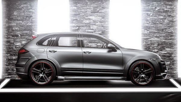 Porsche Cayenne CT Exclusive