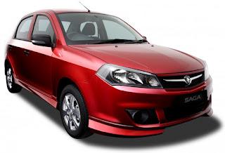 Senarai Harga Proton Edar Price List - Proton Saga Plus