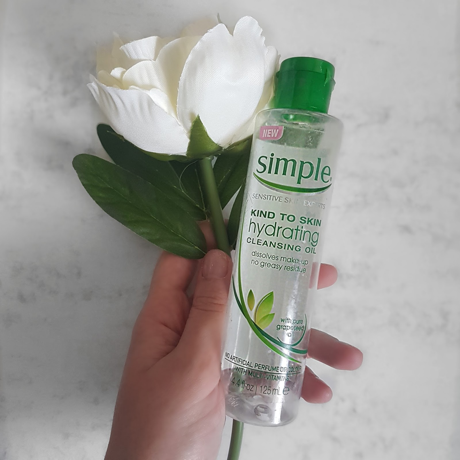 Simple Cleansing Oil